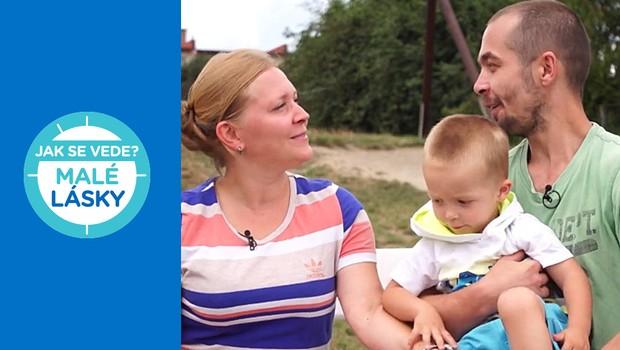 Lucie s Martinem prozradili, jak zvládali své první miminko. A kdo komu neuteče?