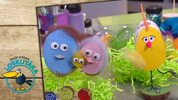 Kreativní tvoření: Vyrobte si dekorativního ptáčka, který vypadá skoro jako živý!
