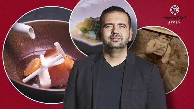 2. díl - Michelinský kuchař Radek Kašpárek o tom, jak uspět a nezničit se při tom