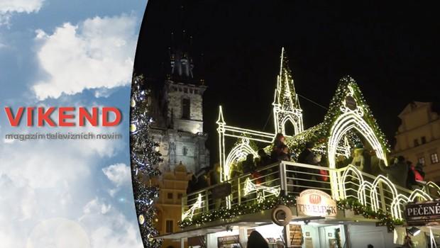 Víkend - Trendy Vánoc