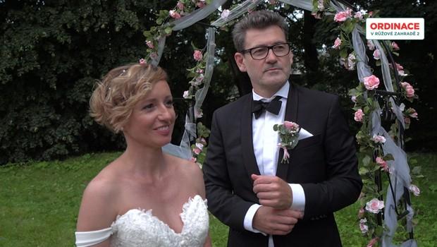 Novomanželé Hanákovi prozradili: Rozroste se jejich rodina o miminko?