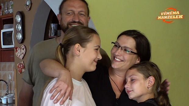 Maruška vzpomíná na Výměnu: Malá Natálka ji děsila!