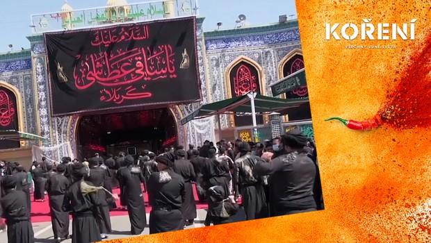 Skromná ašúra: Největší muslimský svátek letos poznamenal koronavirus