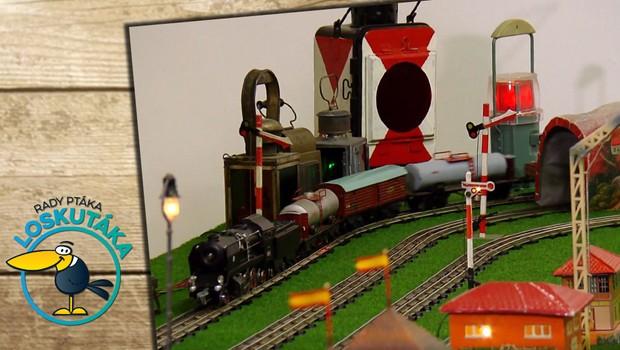 Tip na rodinný výlet: Vyrazte s dětmi do železničního muzea!