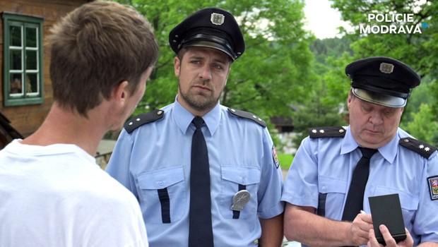 Policie Modrava II 7. díl: Vražda u plavebního kanálu