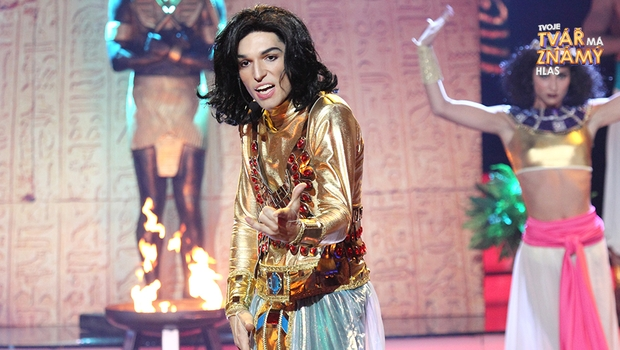 Jordan Haj ohromil jako Michael Jackson: Po natáčení ukázal kouzlo s nosem