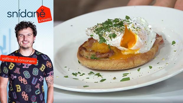 Vaříme s Romanem: Jak připravit vejce Benedikt?