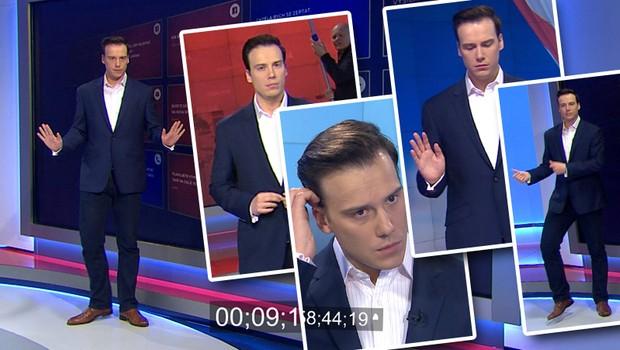 Petr Suchoň: Tohle vyvádí, když si myslí, že jsou kamery vypnuté
