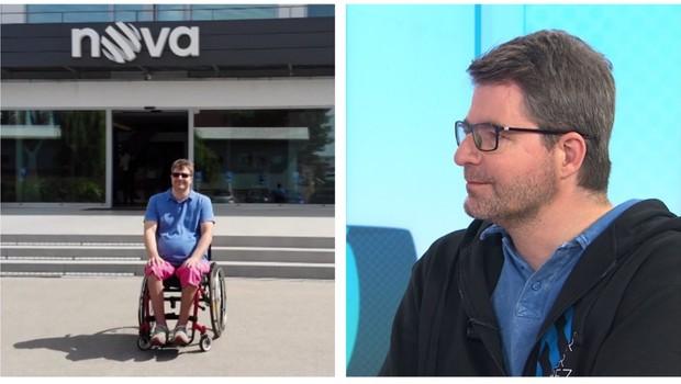 Odhalená pravda moderátora Michala Jančaříka: Svléknul jsem se úplně donaha! VIDEO