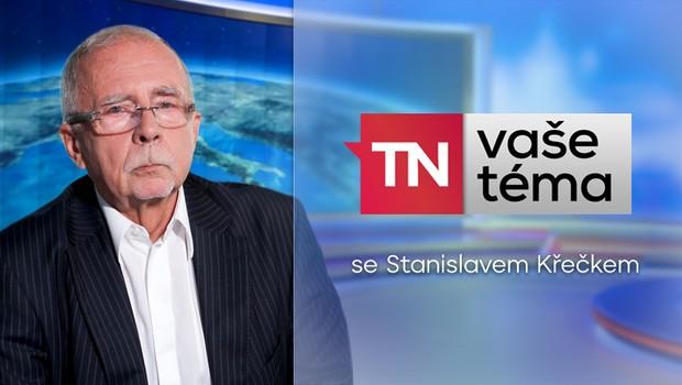 VAŠE TÉMA - Stanislav Křeček