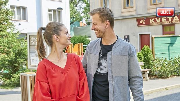Romantický Valentýn s Ulicí: Kdo z herců zavzpomínal na svou první velkou lásku?