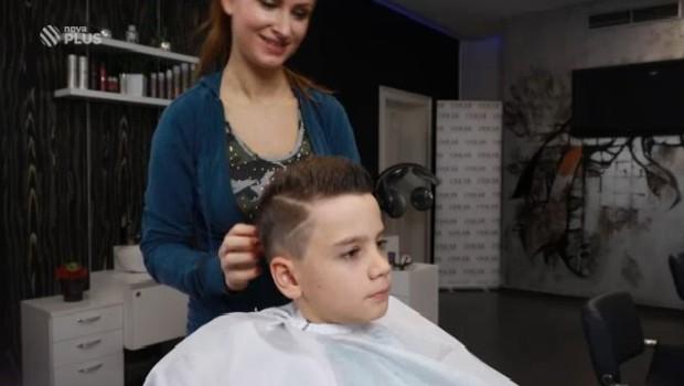 Trendy Trendy - 31. díl - Moderní střih pro kluky