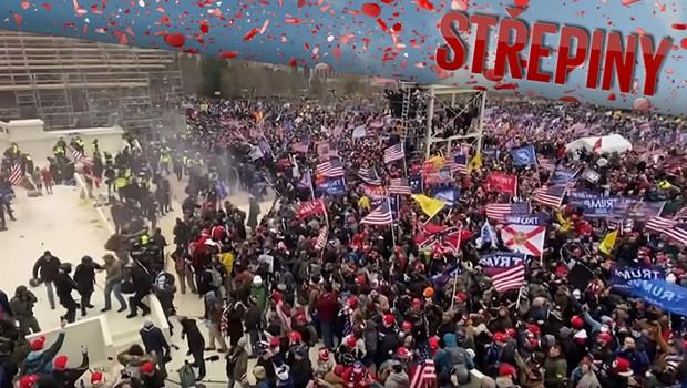 Dobytí Kapitolu: Jak probíhal útok na symbol americké státnosti?
