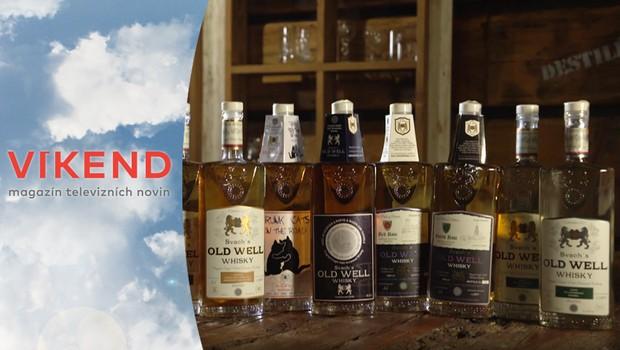 Úspěchy destilérství: Česká whisky se začíná prosazovat ve světě