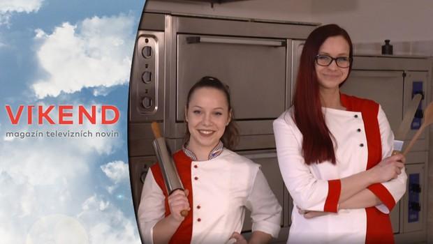 Šikovné české ručičky. Mladé cukrářky přivezly ze světové olympiády tři zlaté medaile