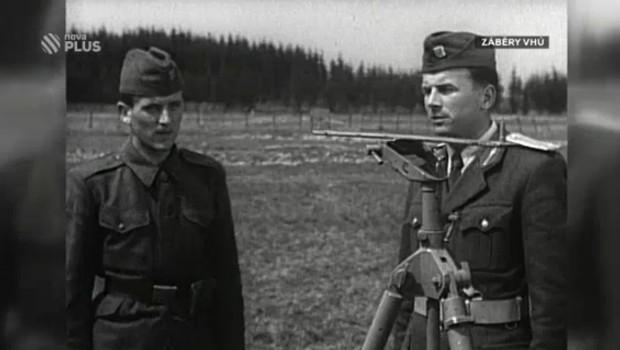 48. díl – Palba na vzdušné cíle z ručních zbraní