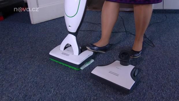 Rady ptáka Loskutáka - Jak na účinné čištění podlah