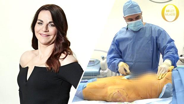 NEVIDĚLI JSTE V TV: Takto vypadá Petřina liposukce bez cenzury!