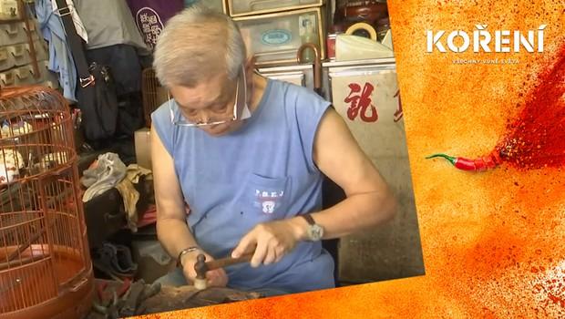Tradice výroby ptačích klecí v Číně upadá. Unikátní řemeslo nejspíše zanikne