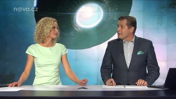 Televizní noviny 19. 9. 2019