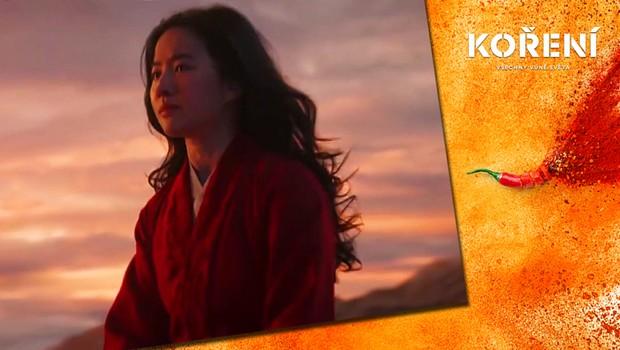 Příběh o čínské národní hrdince. Proč má film velkou šanci stát se trhákem?