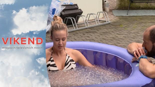 Ledovou koupelí k seberozvoji. Naučte se díky chladu kontrolovat svou mysl!
