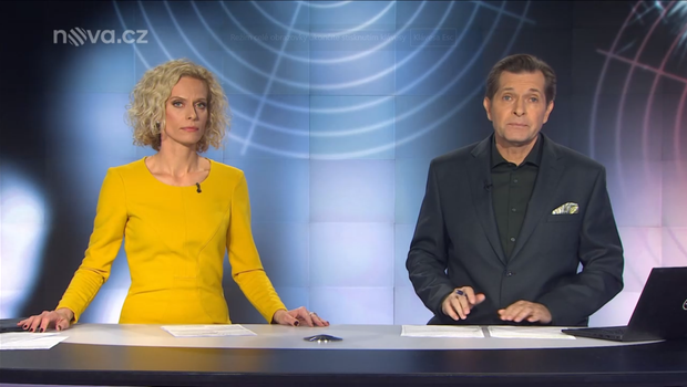 Televizní noviny 29. 11. 2019