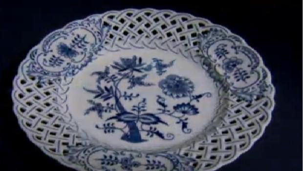 Víkend: Výroba porcelánového cibuláku