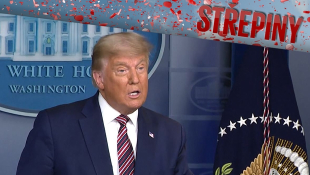 Ohrožení demokracie v USA? Válka prezidentů rozděluje americký národ!