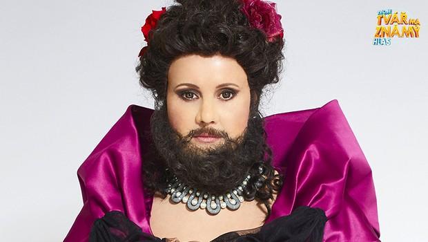 Jitka Schneiderová jako Keala Settle: This Is Me