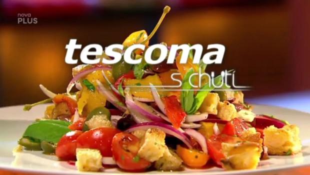 Salát panzanella
