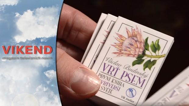 Víkend - Miniaturní kniha