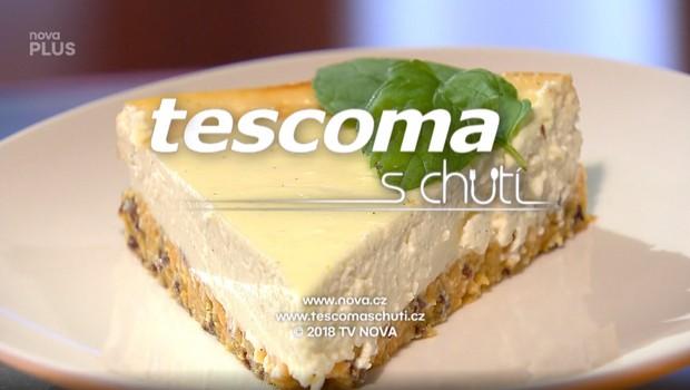 Cheesecake s batátovým korpusem - 27. 07. 2020