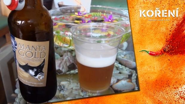 Na mikronéském ostrově vaří pivo z českého chmele. Jak se zrodil tento nápad?