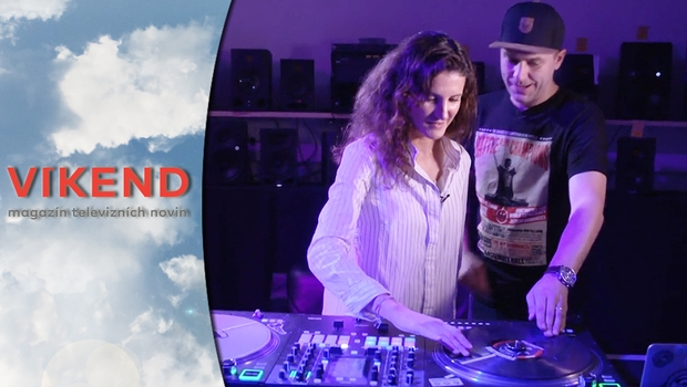 Víkend - DJ Friky