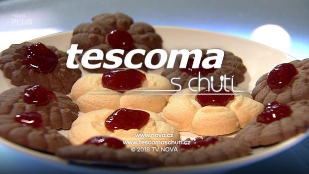 Domácí sušenky plněné džemem - 07. 05. 2020