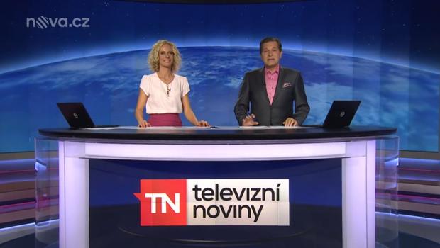 Televizní noviny 16. 9. 2019