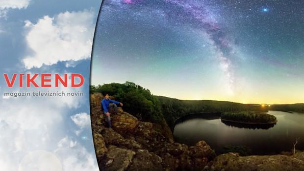Smekla před ním i NASA! Český astrograf dobývá svět fascinujícími fotkami