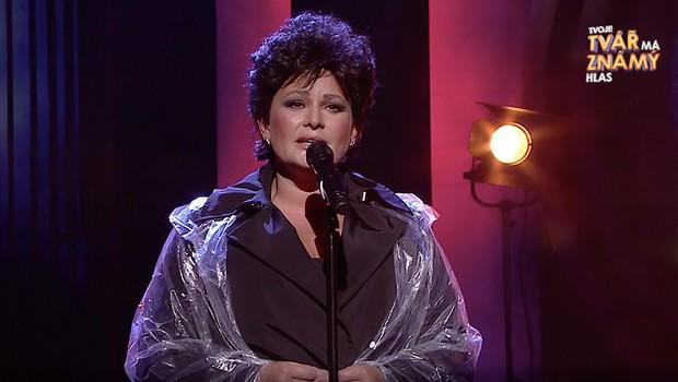 Jitka Čvančarová jako Marie Rottrová - Lásko, voníš deštěm