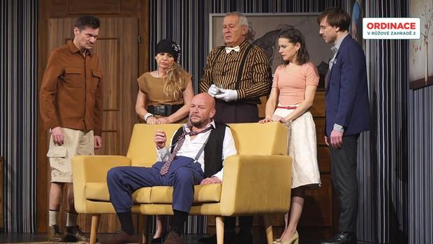 Herci z Ordinace se potkávají i na divadelních prknech! Kde je můžete vidět?