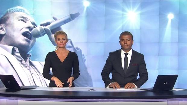 Televizní noviny 12. 10. 2019