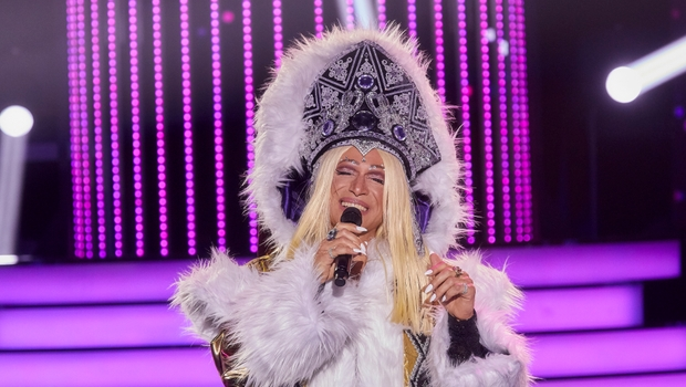 Bořek Slezáček jako Cher - I Still Haven't Found What I'm Looking For
