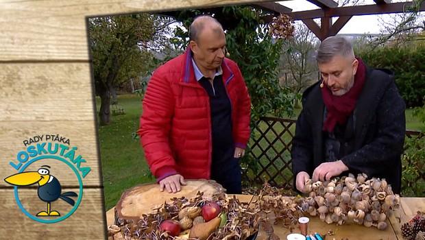 Podzimní dekorace: Vyrobte si věnce z přírodních materiálů!