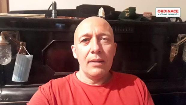 Robert Jašków v této nelehké době promluvil: Co vzkazuje divákům?