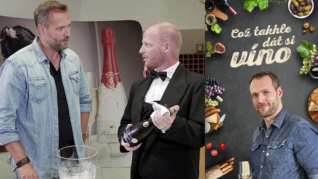 Což takhle dát si víno 8: Jak otevřít sekt a nikoho nesestřelit?