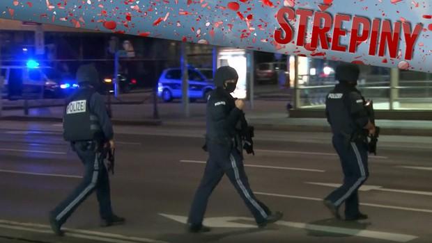 Rakouskem otřásl teroristický útok. Proč policie nezastavila pachatele dříve?