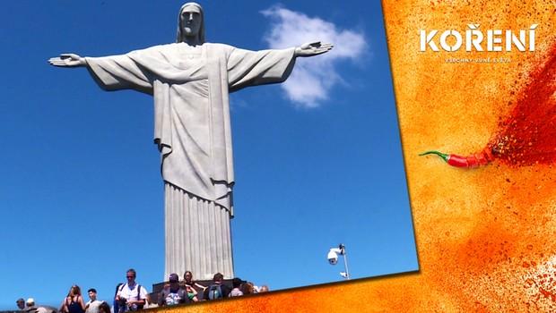 Socha Krista Spasitele v Rio de Janeiru vyvolává pocit pokory. Prohlédněte si ji zblízka
