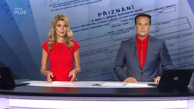Televizní noviny 10. 7. 2019