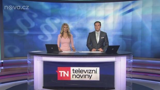 Televizní noviny 16. 10. 2019