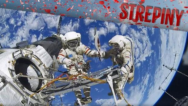 Vesmírné lety pro turisty: Příští rok navštíví Mezinárodní vesmírnou stanici!